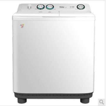 海尔/haier xpb70-287bs 7.0公斤 半自动双缸洗衣机
