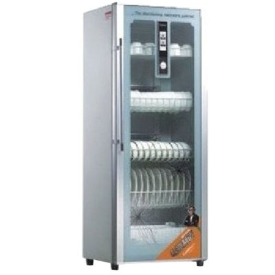 康宝gpr300e-2a 单门高臭氧立式超大容量消毒柜 单门紫外线商用消毒碗