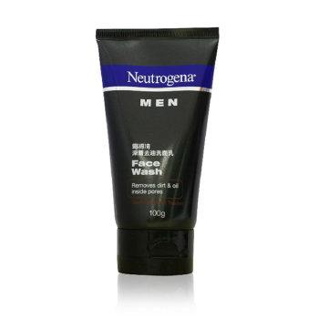 Neutrogena 露得清 男士深层去油洗面乳100g