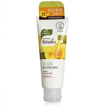 曼秀雷敦 天然植物洁面系列 女士 美白亮肤洁面乳100g  洗面奶 洁面 洗脸