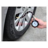 尤利特(UNIT)YD-6026 胎压表 胎压计可放气功能  高精密度