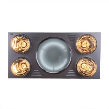 欧普((opple))jylf05-四灯暖+照明+换气 浴霸 嵌入式 集成吊顶 多功能